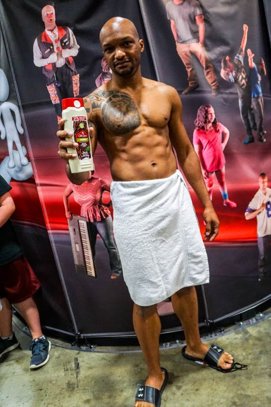 Old Spice Guy - Awesome Con