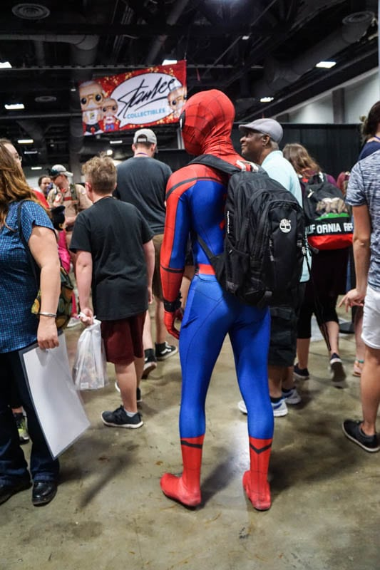Spider-Man - Awesome Con