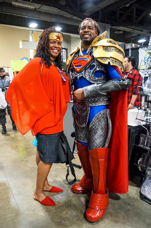 Super couple - Awesome Con
