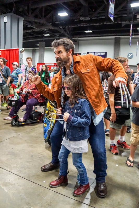 Wolverine - Awesome Con