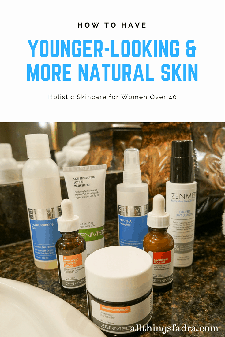 How to have younger more natural skin