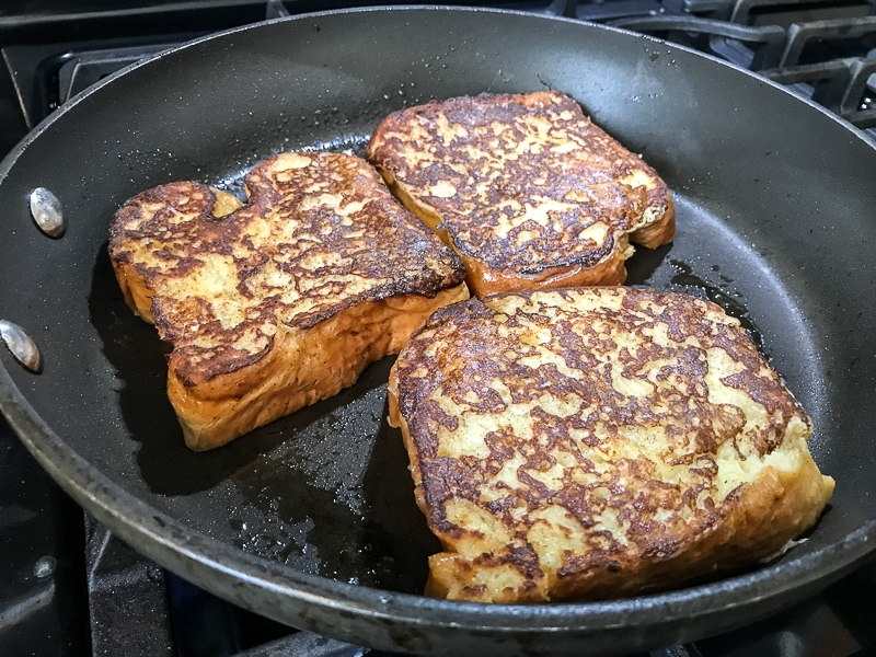 Bakerly brioche french toast