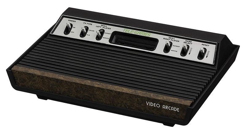 Atari 2600 Sears Tele-Games
