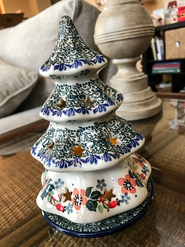 Polish pottery from Gettysburg