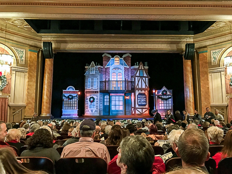 Majestic Theater - A Christmas Carol