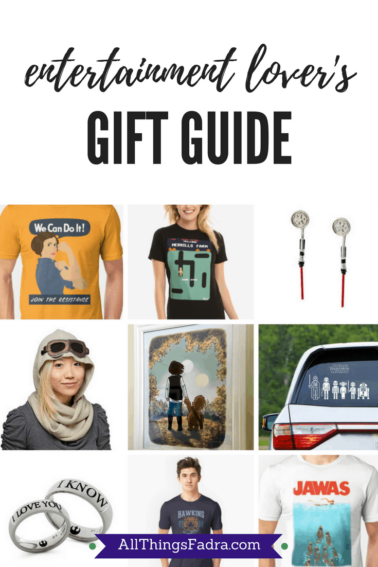 entertainment lover's gift guide