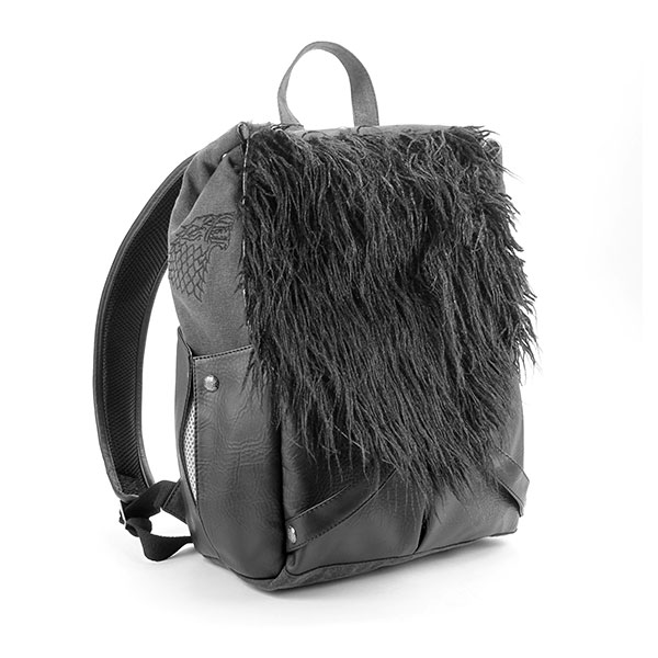 Jon Snow's backpack