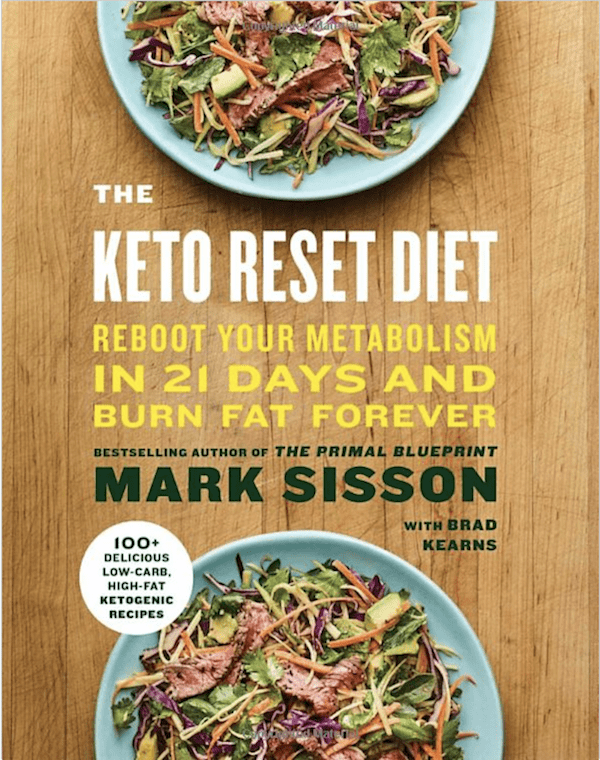 Keto Reset Diet Book