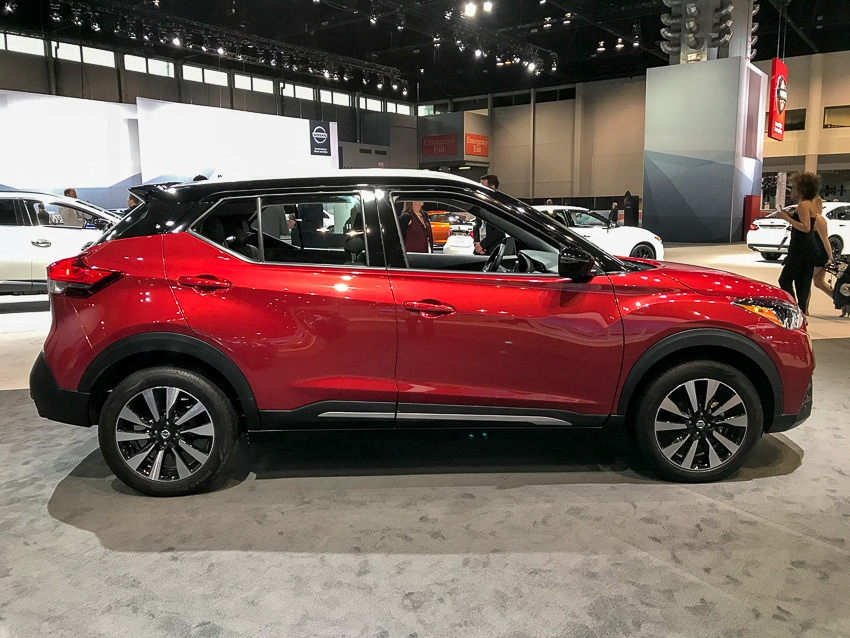Auto Shows-Nissan Kicks