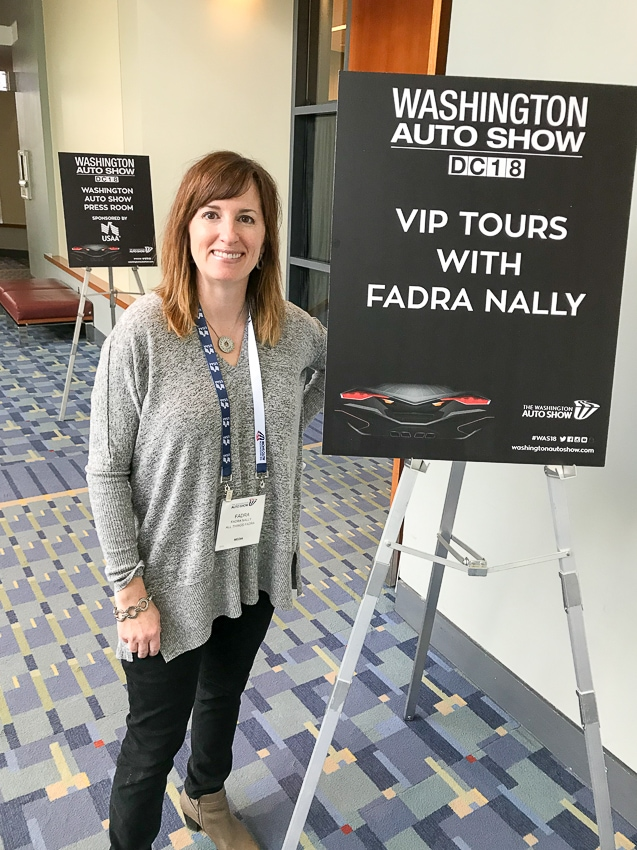 Auto Shows-VIP Tour Guide WAS18