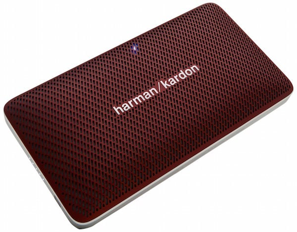 Harman Kardon Esquire mini speaker - red
