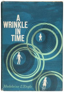 A Wrinkle In Time original dustjacket