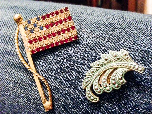 My grandmother's costume jewelry