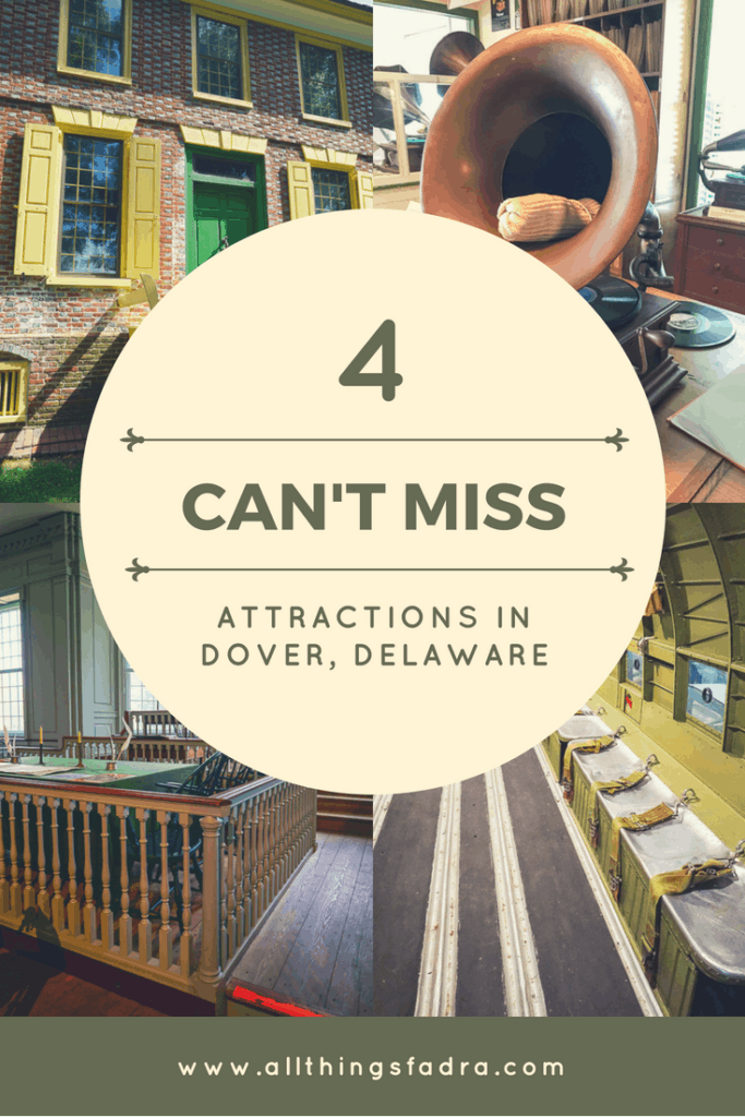 Can't Miss attractions in Dover, Delaware