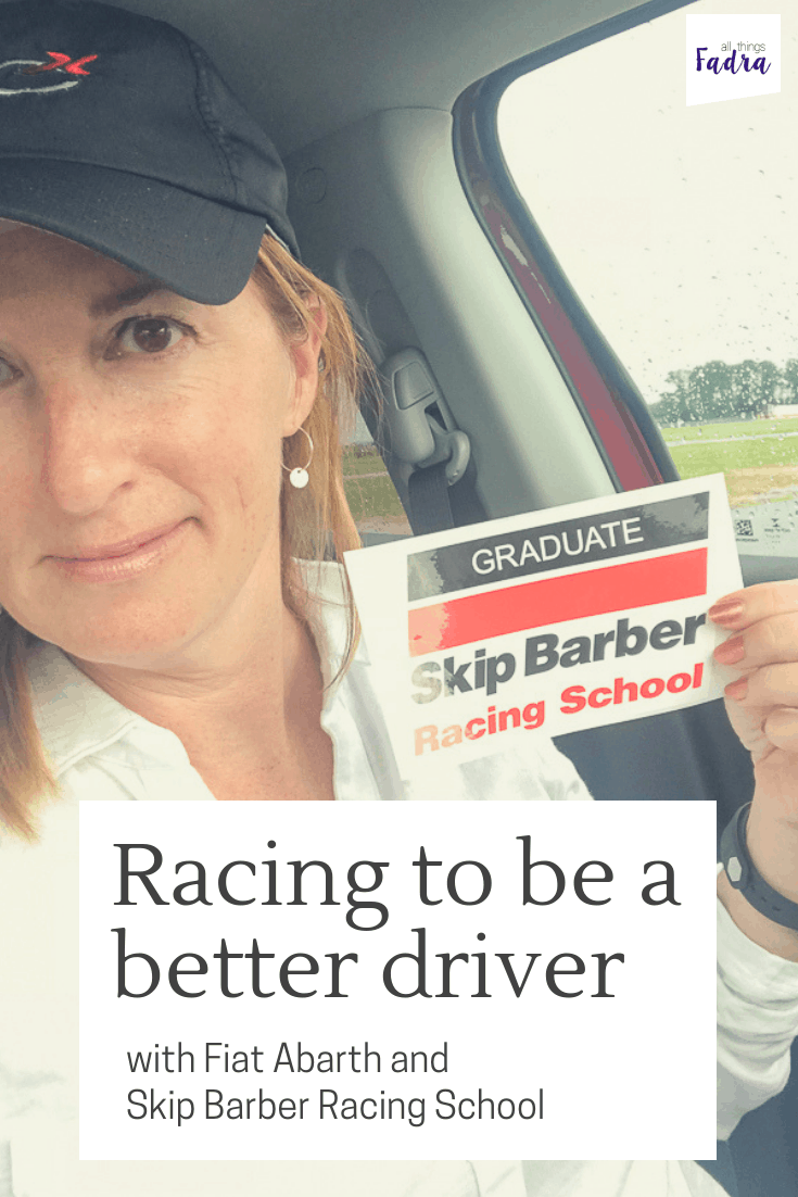 Better Driver with Fiat and Skip Barber