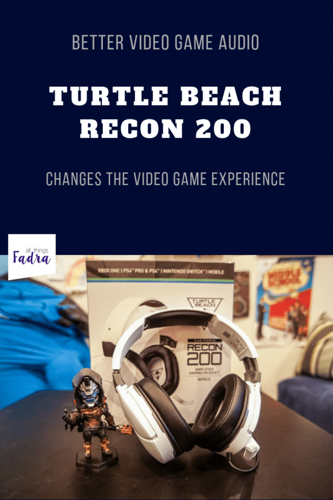 turtle beach recon 200