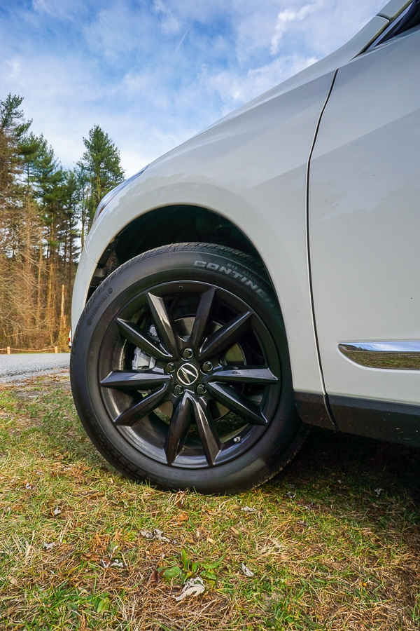 Acura RDX 19-in Glint Black Alloy Wheels