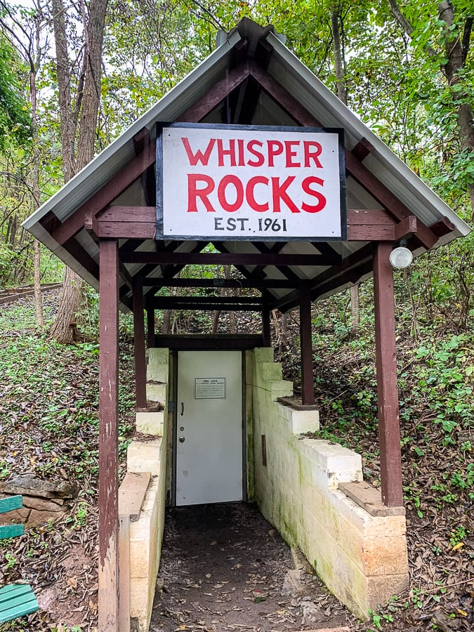 Lincoln Caverns - Whisper Rocks