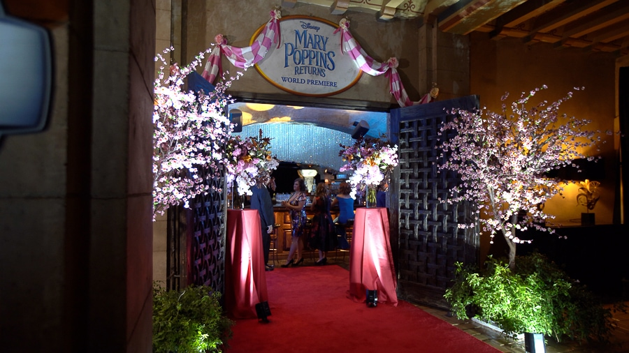 Mary Poppins Returns - Nissan Pre-Party!