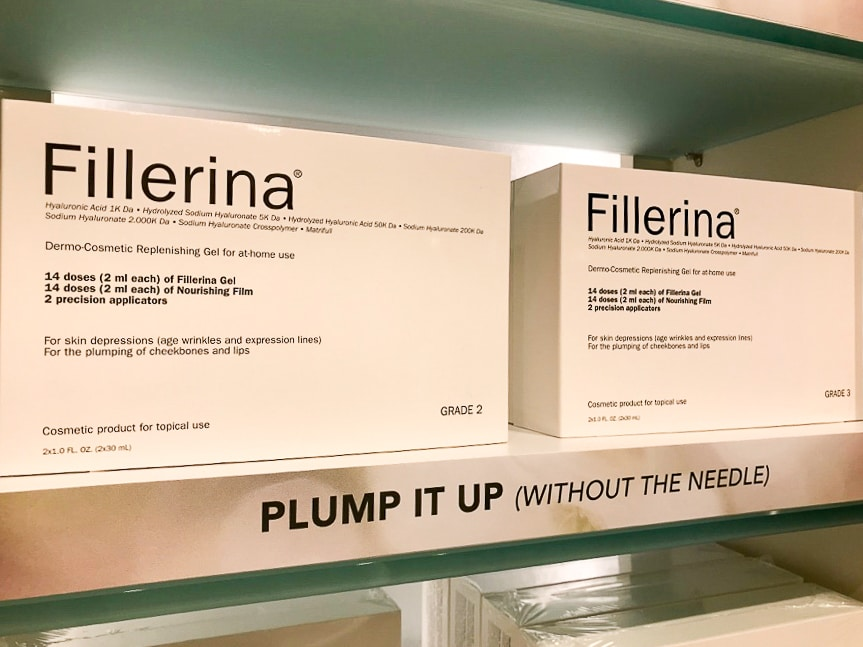 Fillerina Replenishing Treatment at Soft Surroundings Beauty
