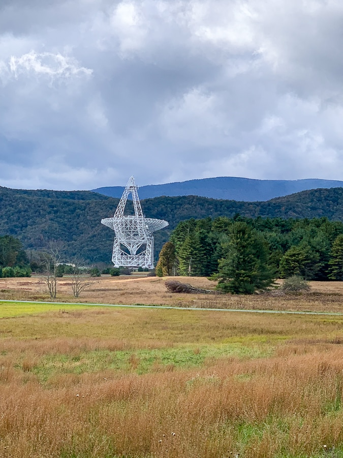 Robert C. Byrd Green Bank Telescope