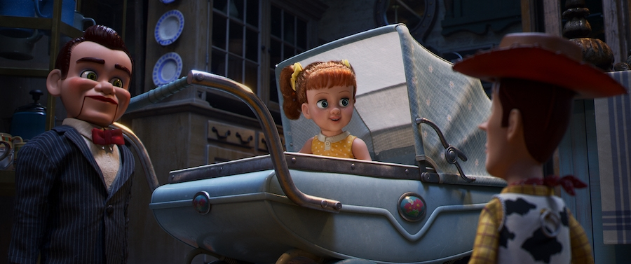 Gabby Gabby from Toy Story 4