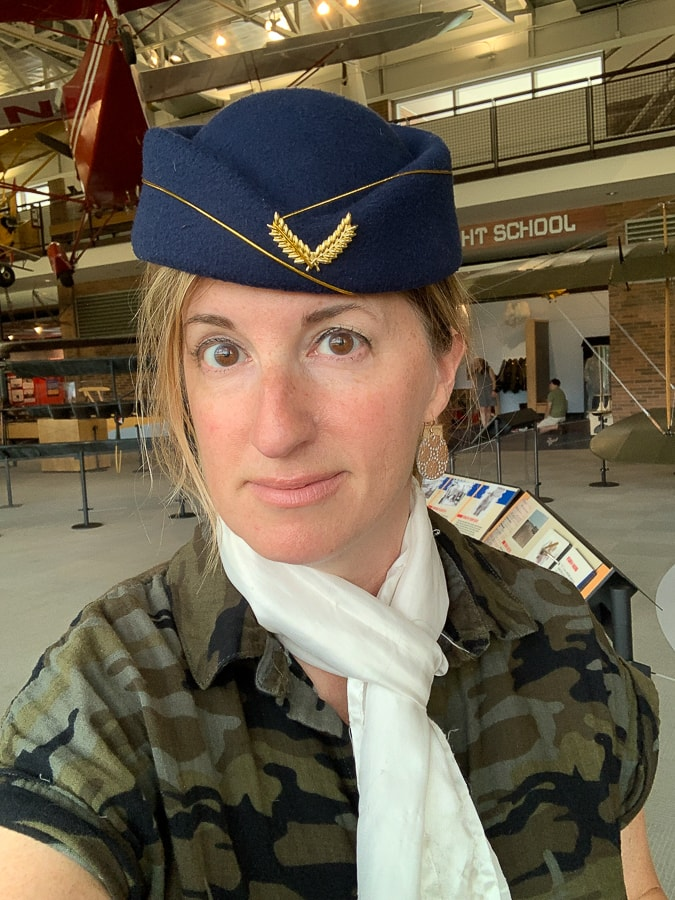 Dress up at College Park Aviation Museum