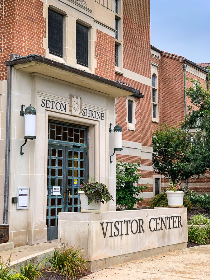 Elizabeth Seton Shrine Visitor Center