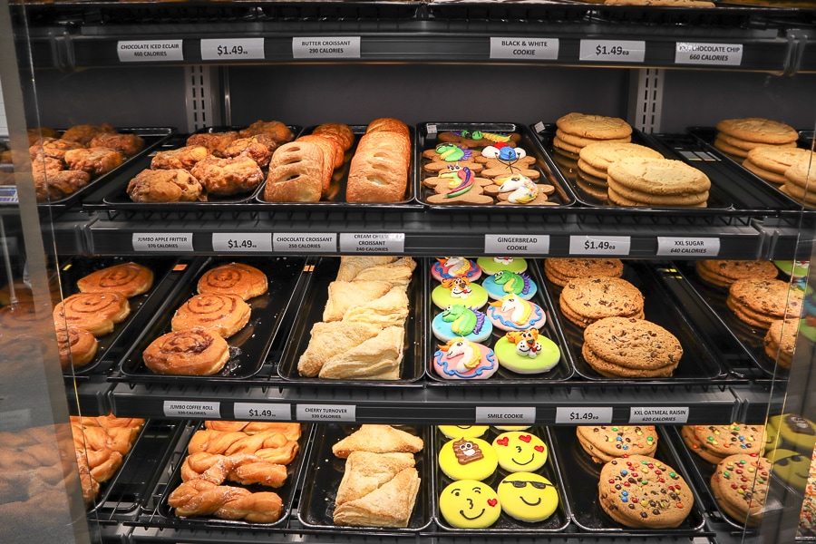 Bakery at Giant