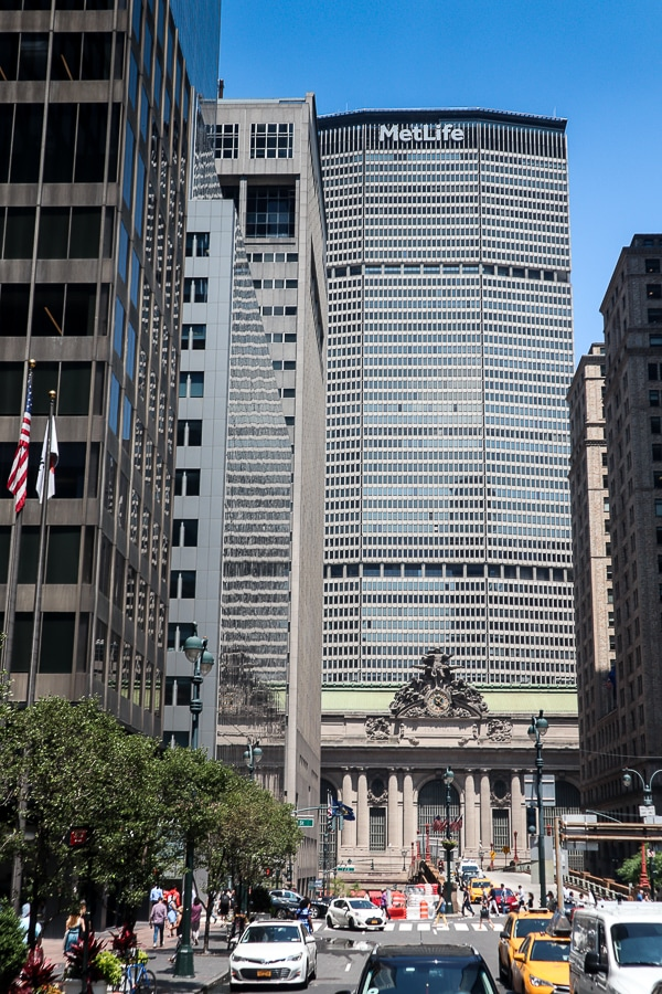 MetLife building used in the Avengers