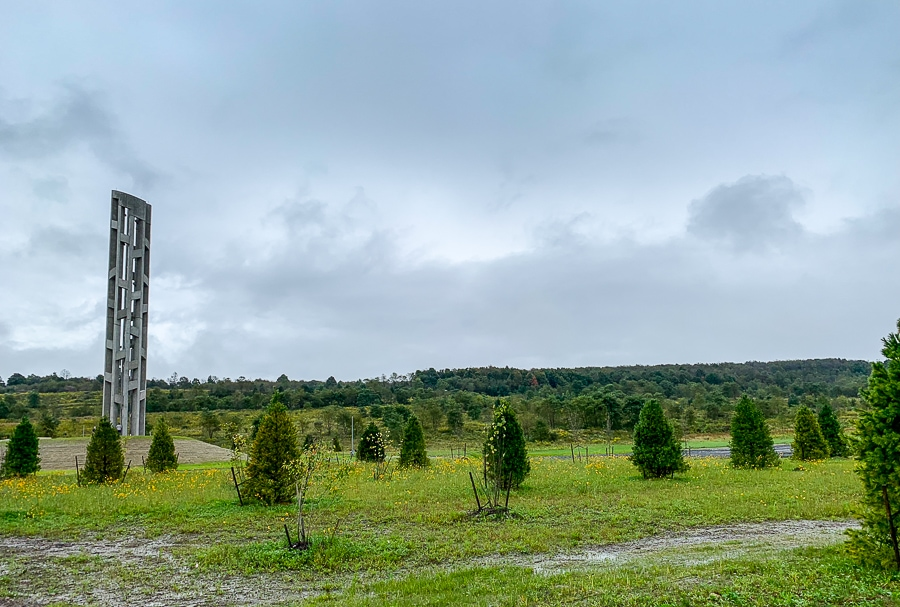 Flight 93 Memorial - Tower of Voices