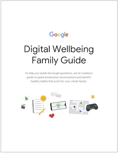 Digital Wellbeing Family Guide