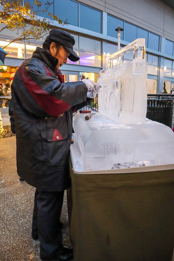Gaylord ICE carver