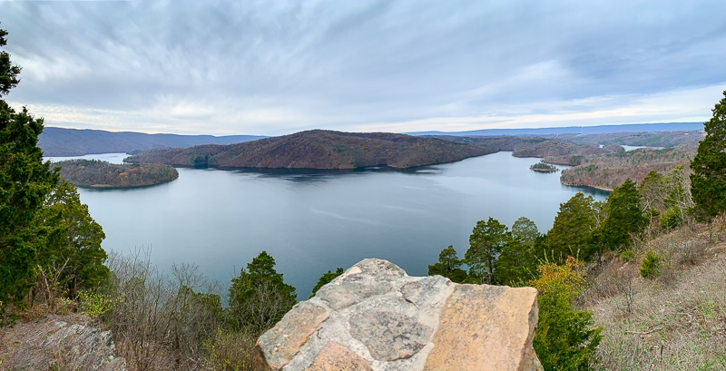 Hawn's Overlook of Raystown Lake