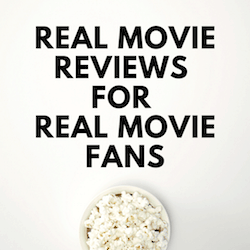 Real movie reviews
