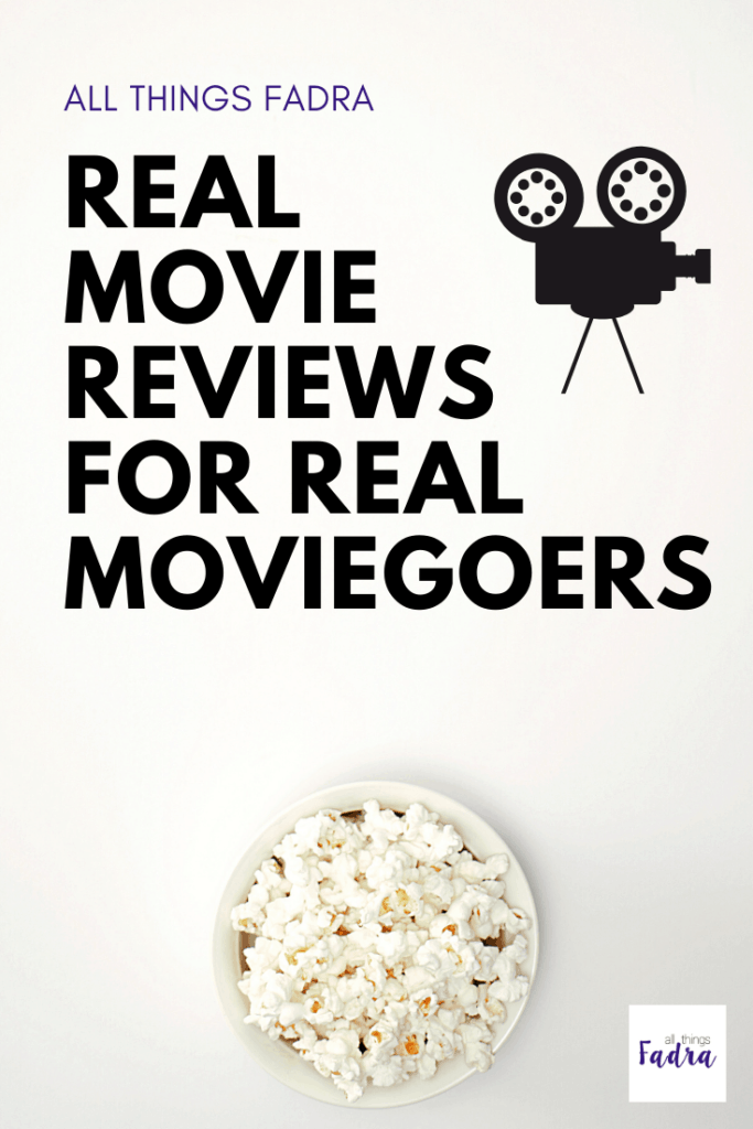 Real movie reviews for real moviegoers