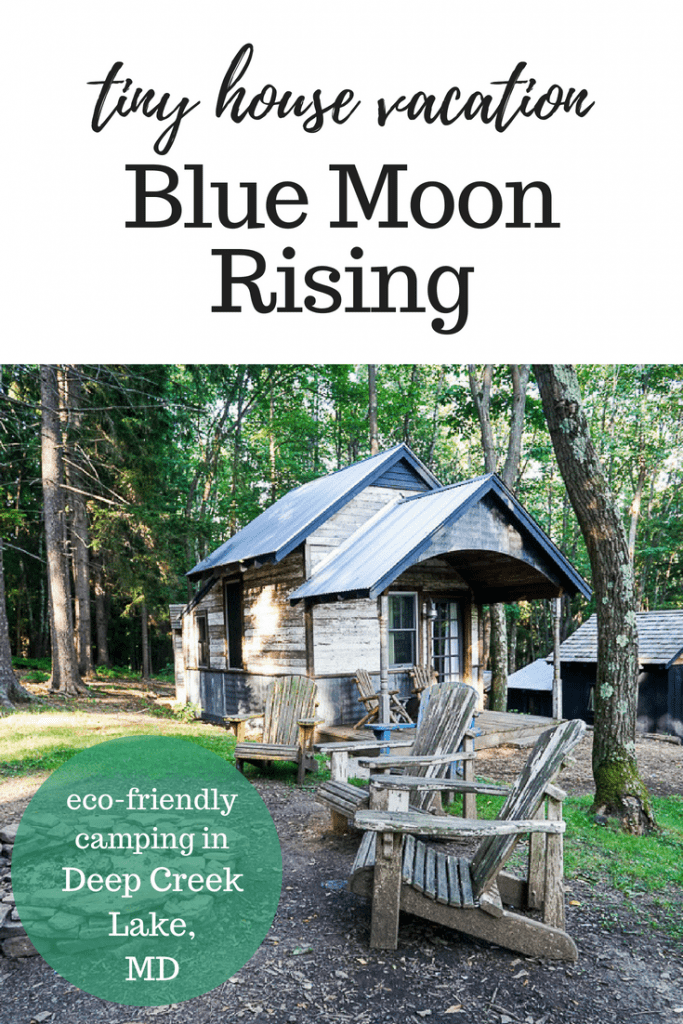 Blue Moon Rising tiny house cabins