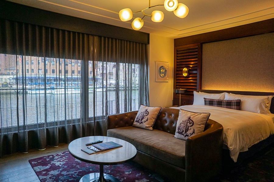 Sagamore Pendry guest room