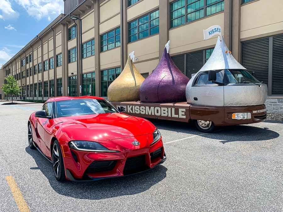Supra and Kissmobile
