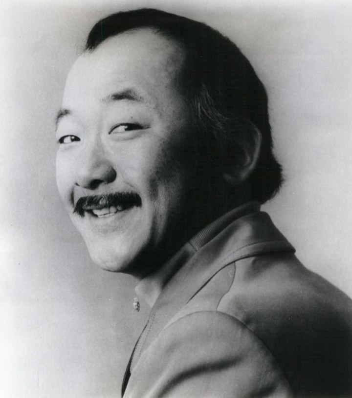 Pat Morita in 1971, known as 'The Hip Nip'