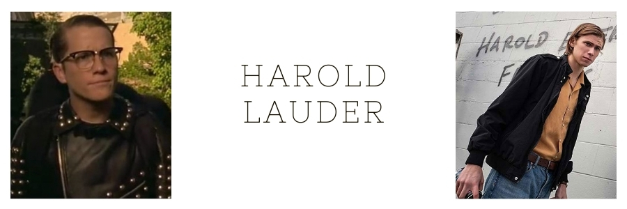 Harold Lauder - The Stand