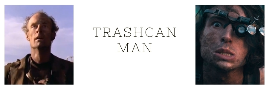 Trashcan Man - The Stand