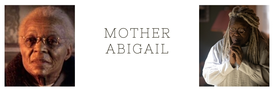 mother abigail  - The Stand