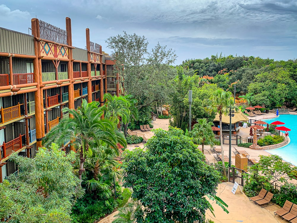 Animal Kingdom Lodge - Jambo House