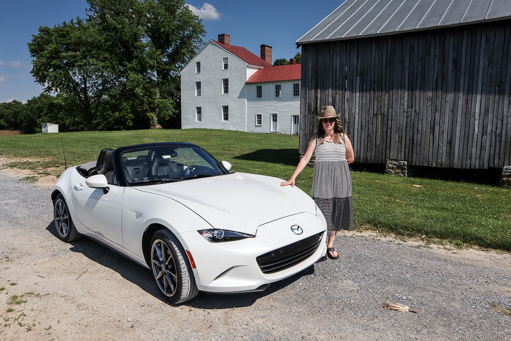 Getting older and driving the Mazda MX-5