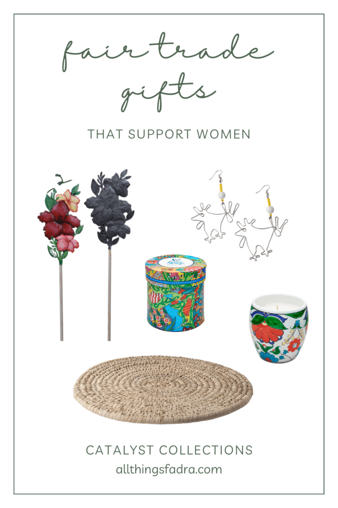 Fair trade gifts from Catalyst Collections