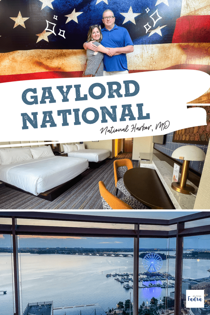 What's New at Gaylord National