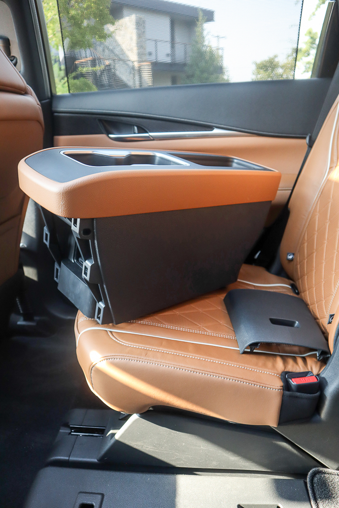 Removable console